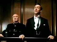 "Peter Diamond alongside Hugh Laurie in ""Jeeves & Wooster"" (Picture Partnership Prods)"